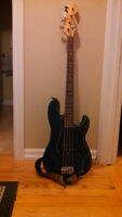 Chinese Squier Precision Bass