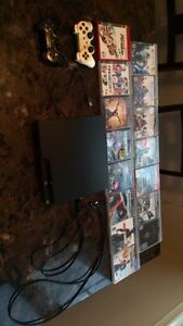 PS3 bundle games plus 2 controllers  Kitchener / Waterloo Kitchener Area image 1