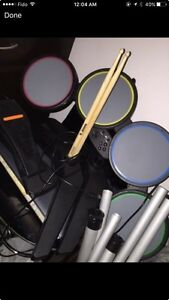 PS3 drum set! 10$ only