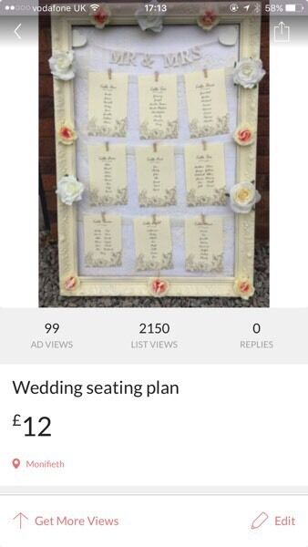 Various decorations - wedding