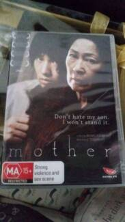 Mother DVD Korean film with english subtitles)