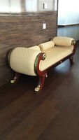 Beautiful Couch Bench For Sale