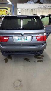 BMW  V8 4.4 litre X5