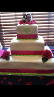 Wedding/birthday cakes,cupcakes, or cookies with a cause