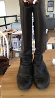 Used mountain Horse Field Boots