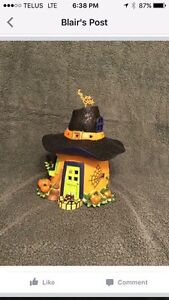 PARTYLITE HALLOWEEN CANDLE TEALIGHT HOLDERS