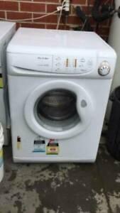 dyrer / washer combine 8kg / 4.5 kg sensor drying 1300 rpm Candy front