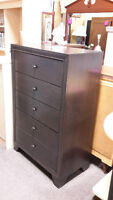 5 Drawer Chest - New