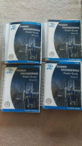 4th Class Power Engineering (Pan Global) 2.5