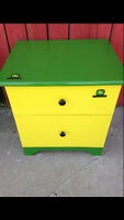 John Deer nightstand