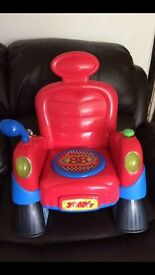 Child's musical chair