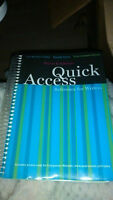 Quick Access: Reference for Writers