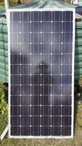 BEST QUALITY 250 WATT JINKO TIER 1 SOLAR PANEL CAMPING RV MPPT Marsden Logan Area Preview