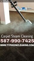 Powerful Truck Mount Carpet Cleaning