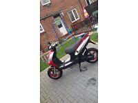 Jm star 50cc moped 60 plate