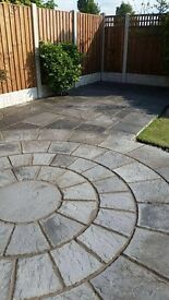 Patio Circle Set