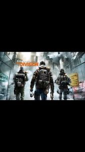 The Division  $50 Obo ps4