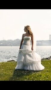 Signature Ball gown style wedding dress