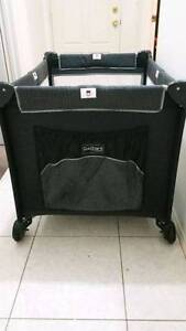 Childcare Porta Cot on Wheels Angle Park Port Adelaide Area Preview