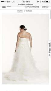 Beautiful Wedding Dress Windsor Region Ontario image 2