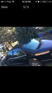 Cadillac STS  1999 new price need gone