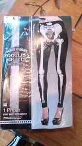 Leggings Squelette/ Skeleton Leggings.