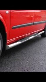 MERCEDES Vito 639 side steps brand new in box never fitted fit from 2004 to 2011 Swb and lwb
