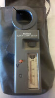National analog Super clamp meter‏ with probes