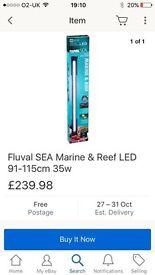 Fluval sea LED light