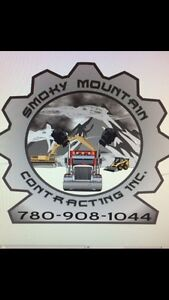 Bobcat/skidsteer/excavating/snow removal/landscaping/trenching