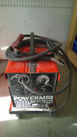 PowerMIG 130 110v welder