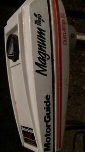 Motorguide magnum Deep V
