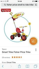 Unused and Still In The Box - Toddlers Trike