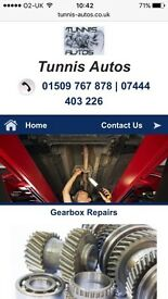 Gearbox repairs ,clutches,mots,servicing.