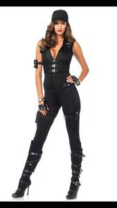 Costume d'halloween SWAT Small
