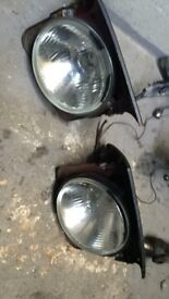 Mazda Mx5 Eunos pop up headlights