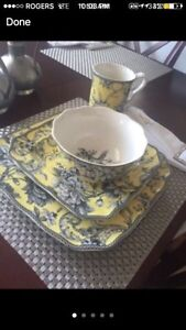 Coffee and dining set