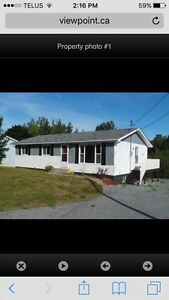 Beautiful 5 bedroom home for sale in Falmouth NS