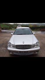 Mercedes Benz Merc c180 SE FSH automatic