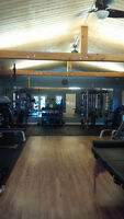 Private Personal Training Space Available