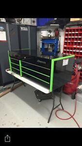 Selling SnapOn chest.
