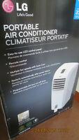 PORTABLE AIR CONDITIONER – LG - like new