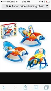 Fisher Price Viabrating Chair