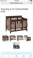 Crib & Bed Rail for sale