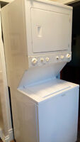 Apartment Size Stackable Washer and Dryer
