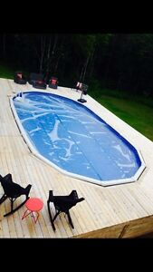 18x33 Above Ground Pool