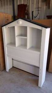 NEW - SINGLE BED HEADBOARD, BOOKCASE, HUTCH - FROM $70..... Evanston Park Gawler Area Preview