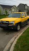 2003 Chevrolet Avalanche North Face Edition **Reduced**