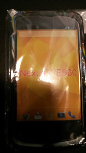 Brand NEW Nexus 4 Case - Colourful Stars