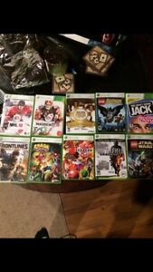 Xbox 360 games for 5$ each